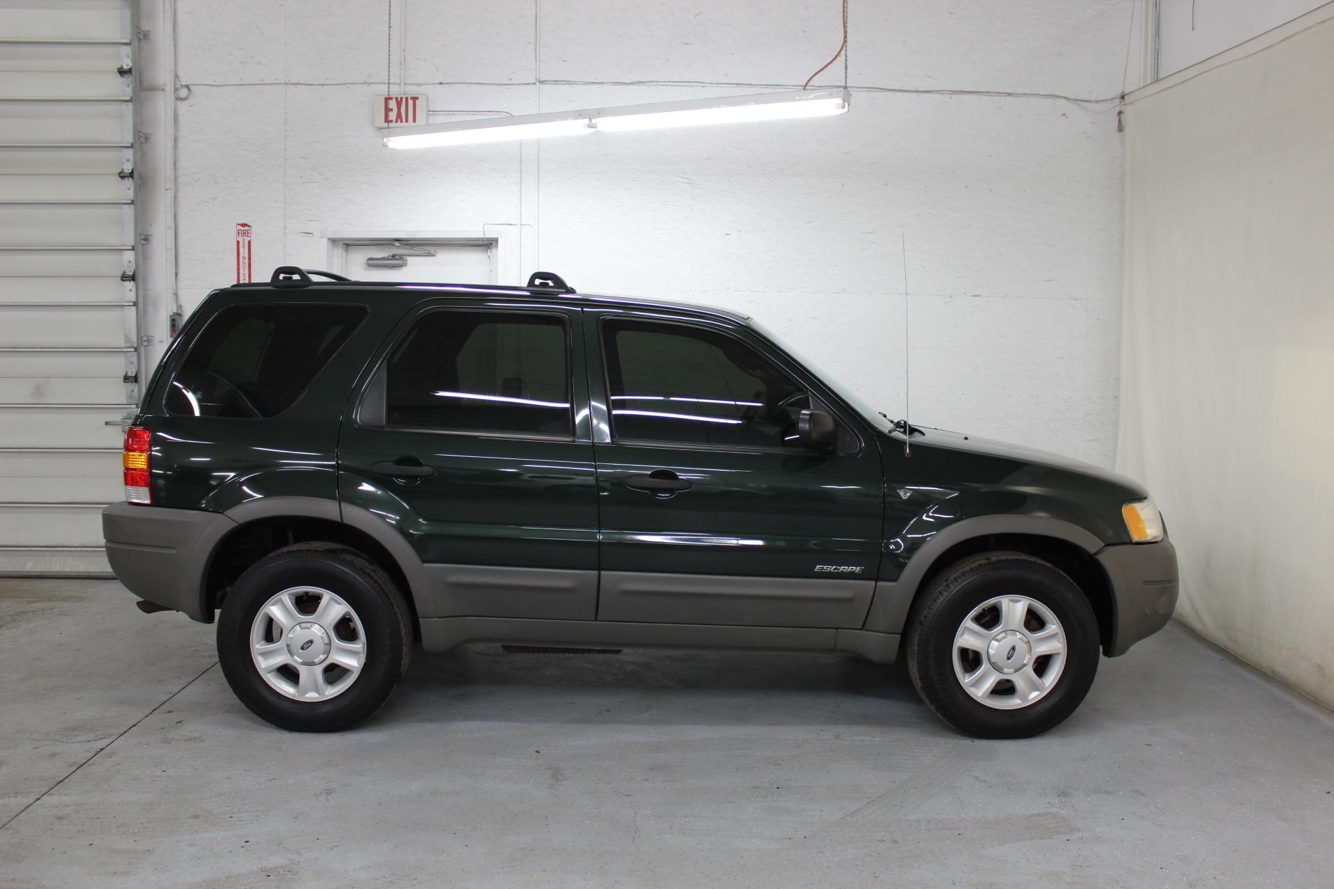 2001 ford escape xlt fuel economy. Black Bedroom Furniture Sets. Home Design Ideas