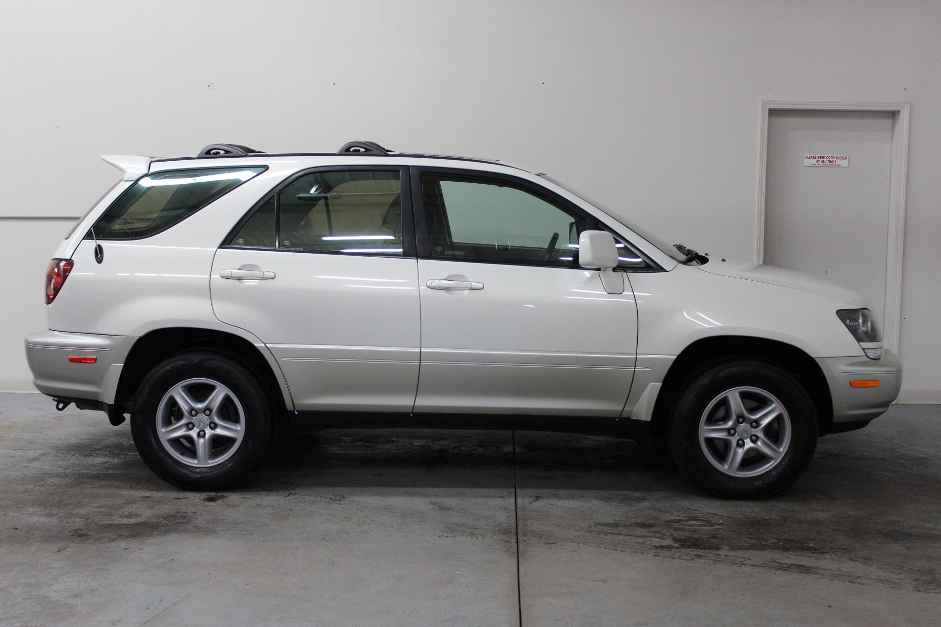 2000 Lexus Rx 300 Biscayne Auto Sales Pre Owned