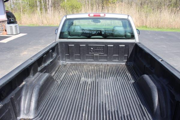 2003 chevrolet silverado 1500 work truck biscayne auto sales pre owned dealership ontario ny. Black Bedroom Furniture Sets. Home Design Ideas