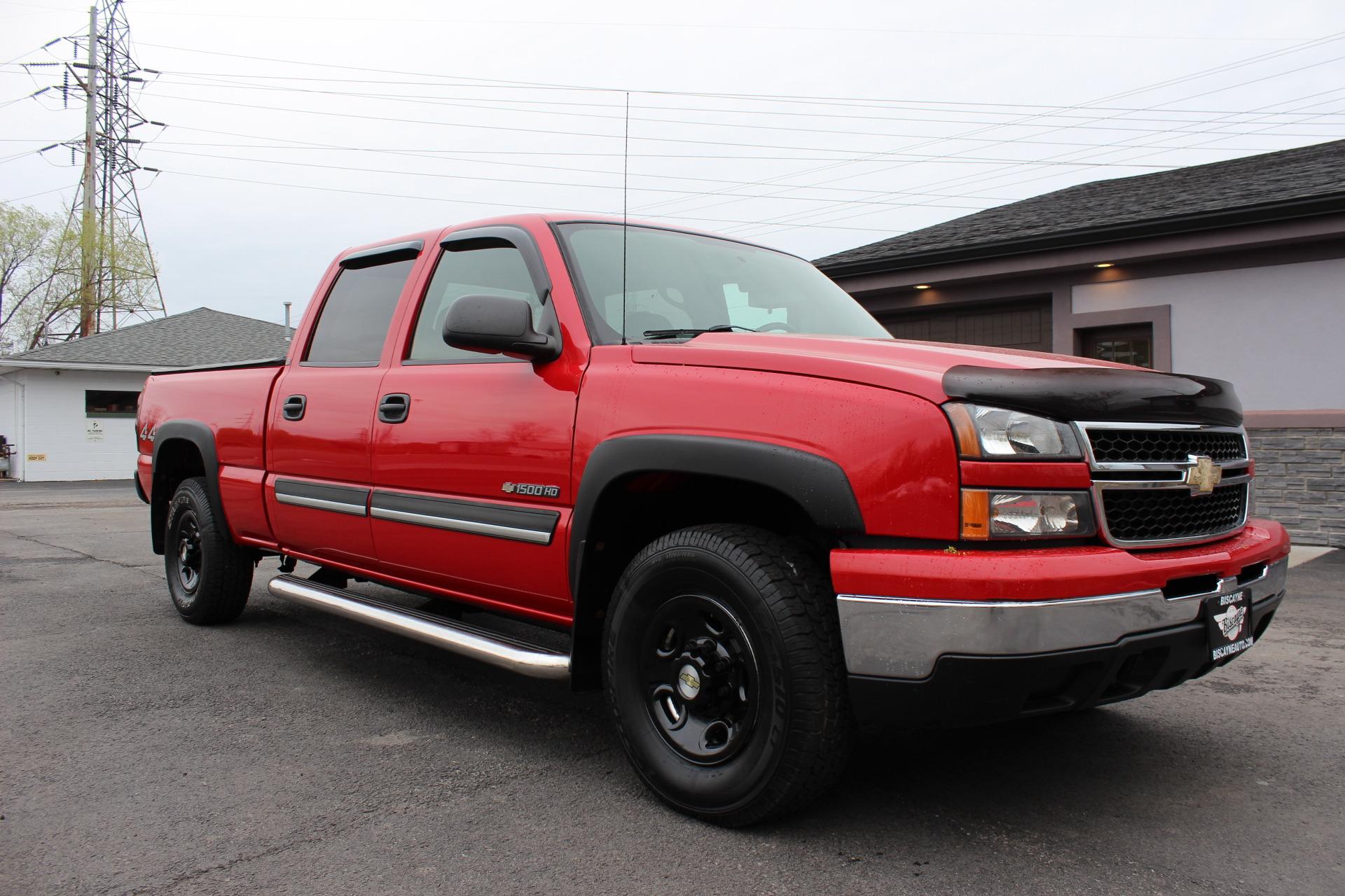 2007 Chevrolet Silverado 1500 HD
