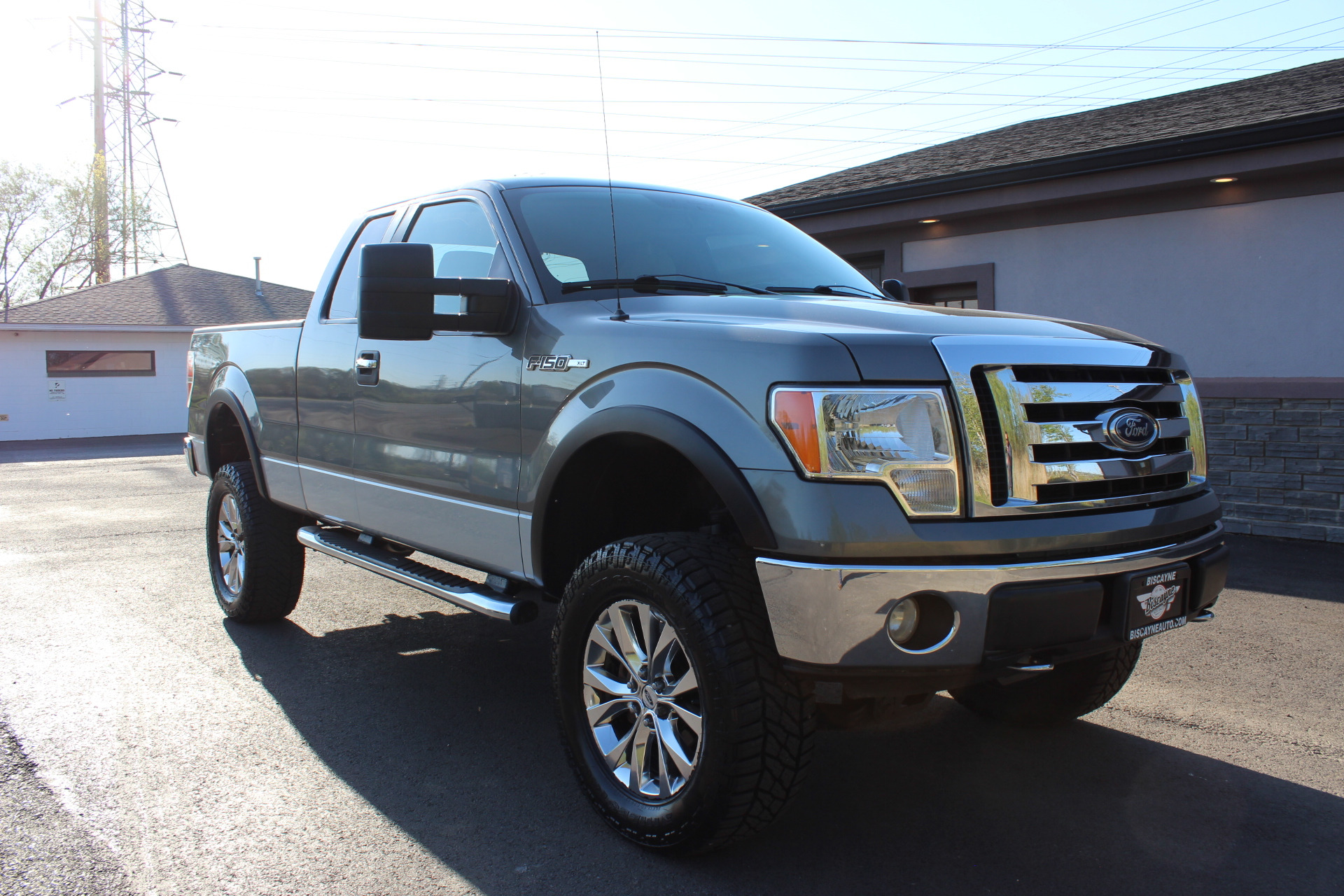 2009 Ford F-150 *LIFTED*