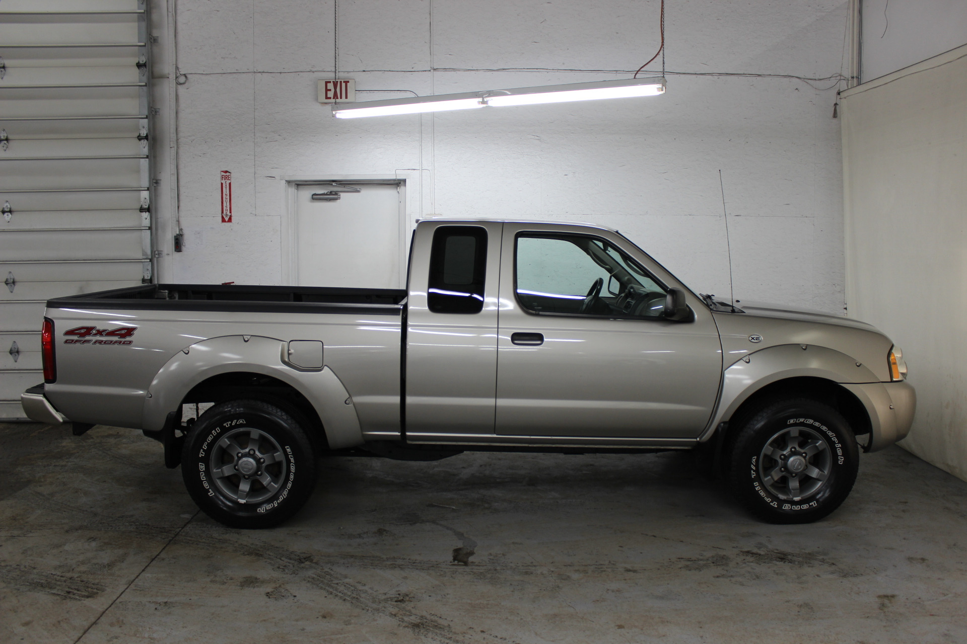 Amazing 2004 Nissan Frontier XE V6