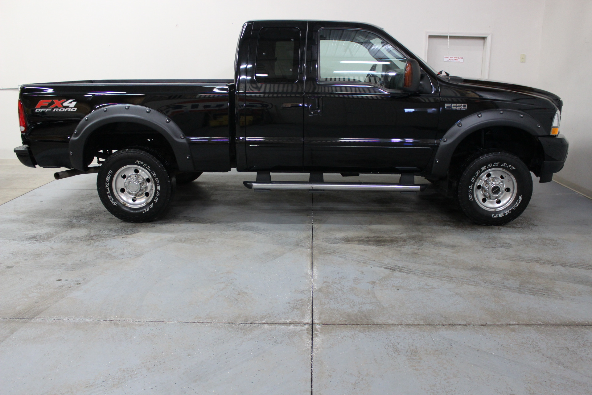 2004 ford f 250 super duty xlt fx4