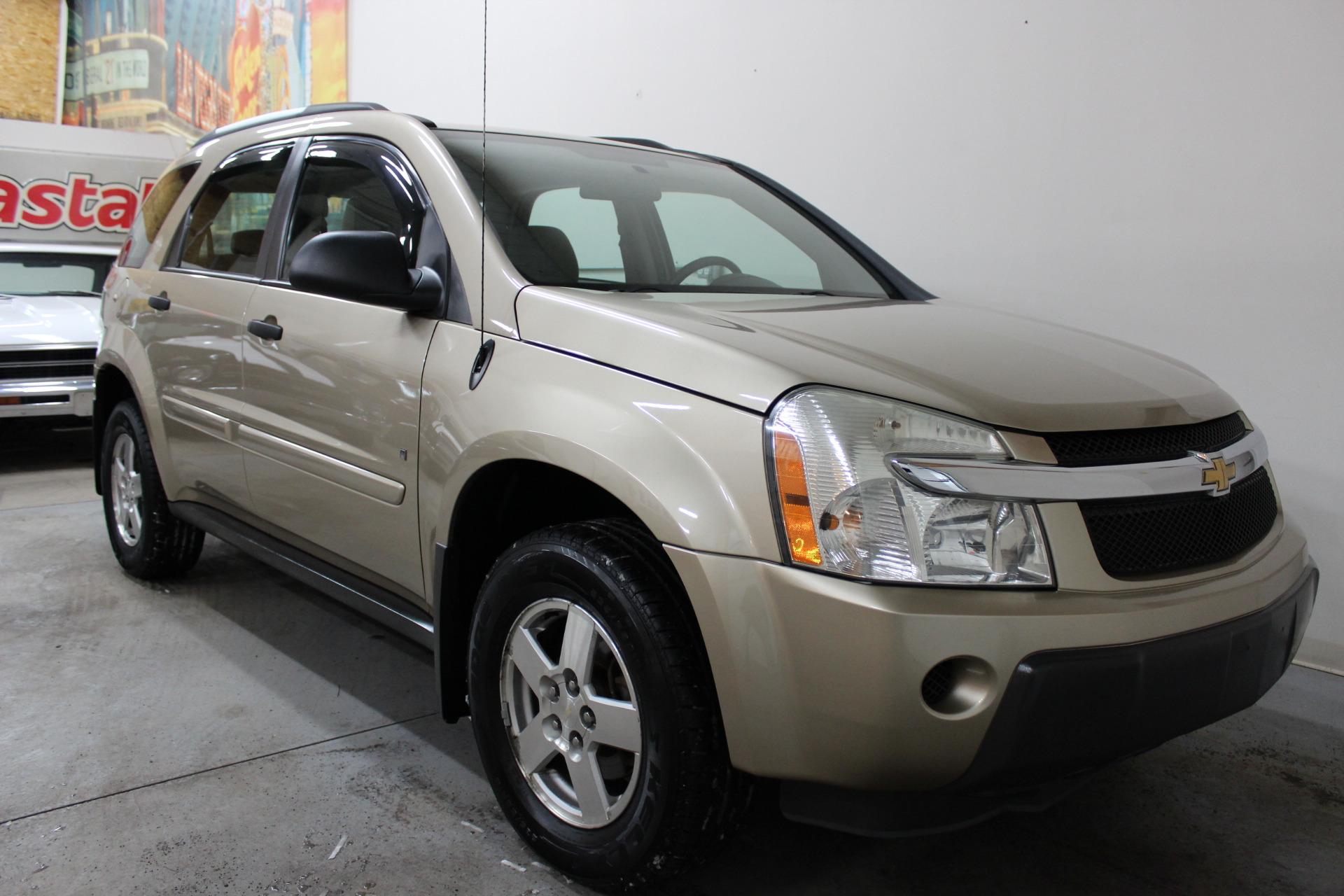 Suv Cargo Organizer >> 2006 Chevrolet Equinox LS - Biscayne Auto Sales | Pre ...