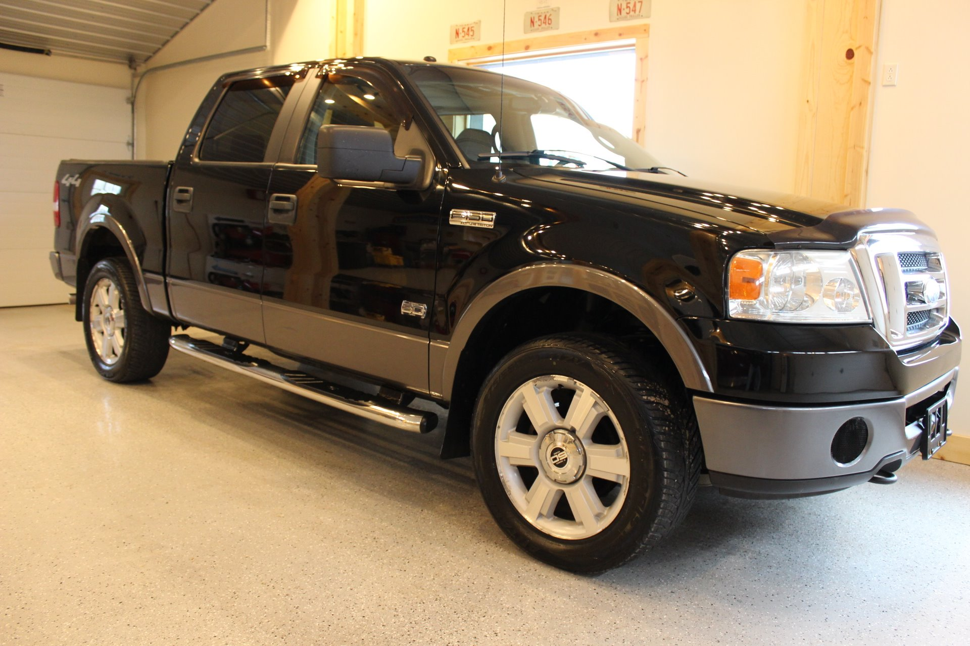 2008 Ford F-150 60th Anniversary Edition