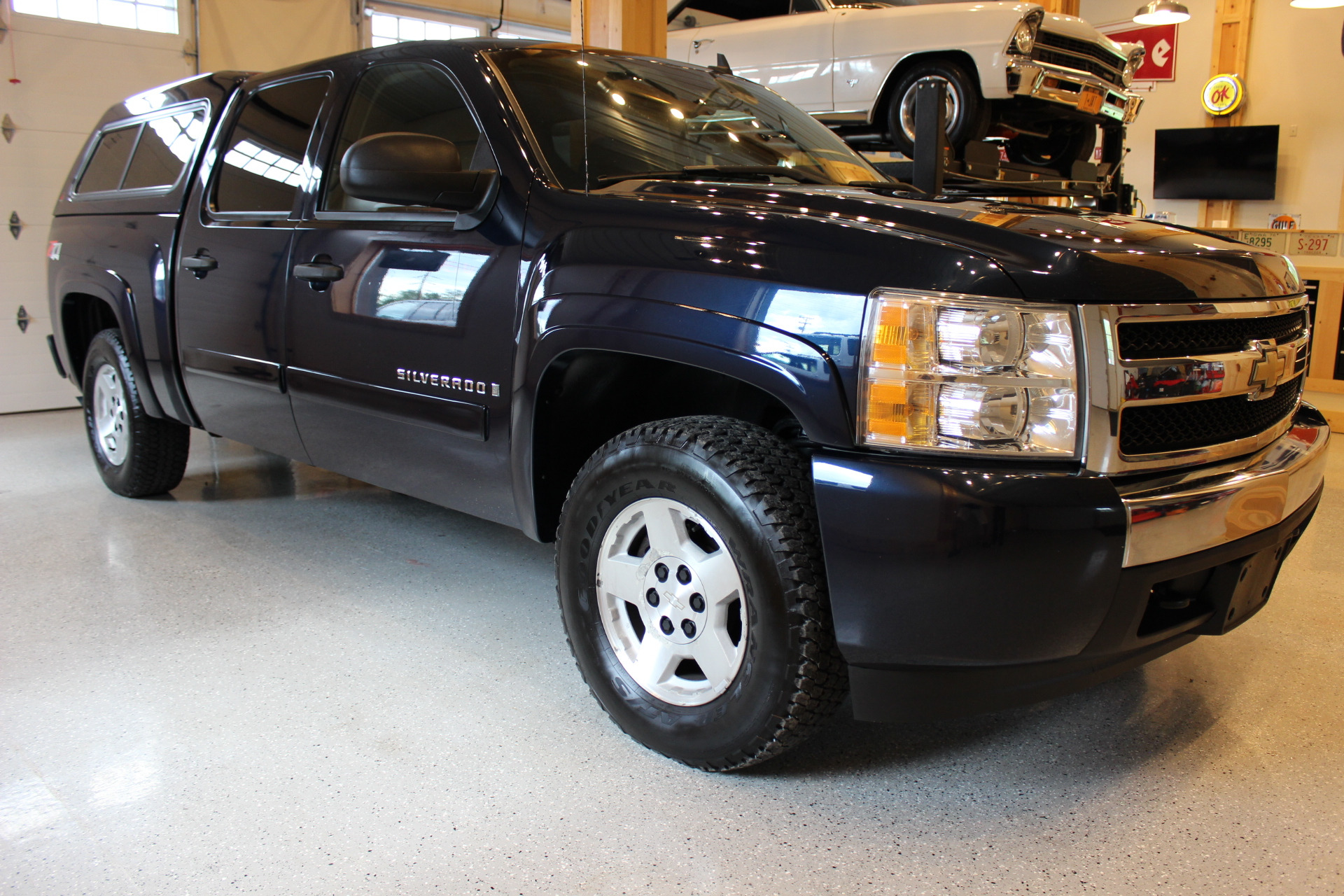2008 chevrolet silverado 1500 lt1 biscayne auto sales pre owned dealership ontario ny. Black Bedroom Furniture Sets. Home Design Ideas