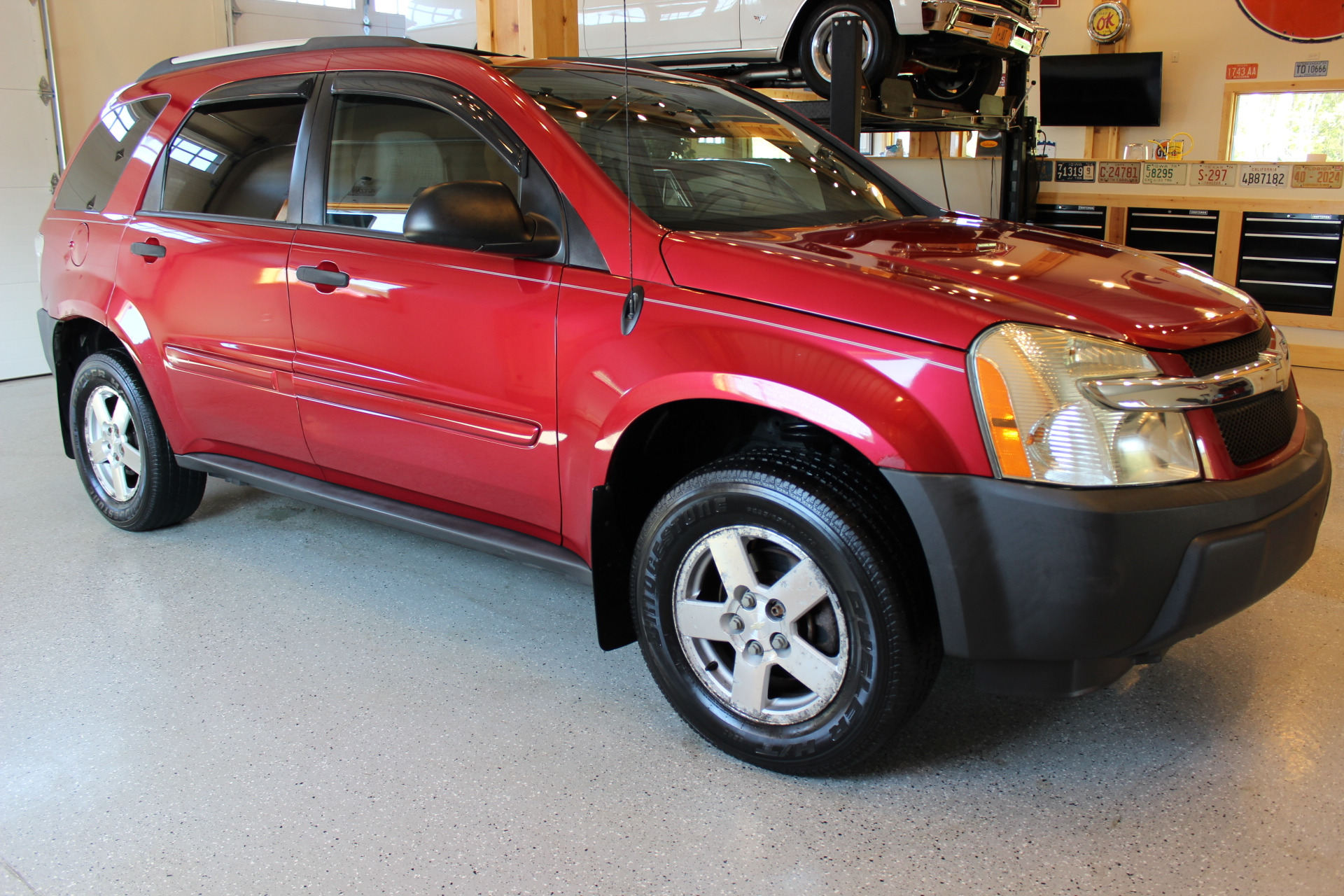 2005 chevrolet equinox ls - biscayne auto s | pre-owned
