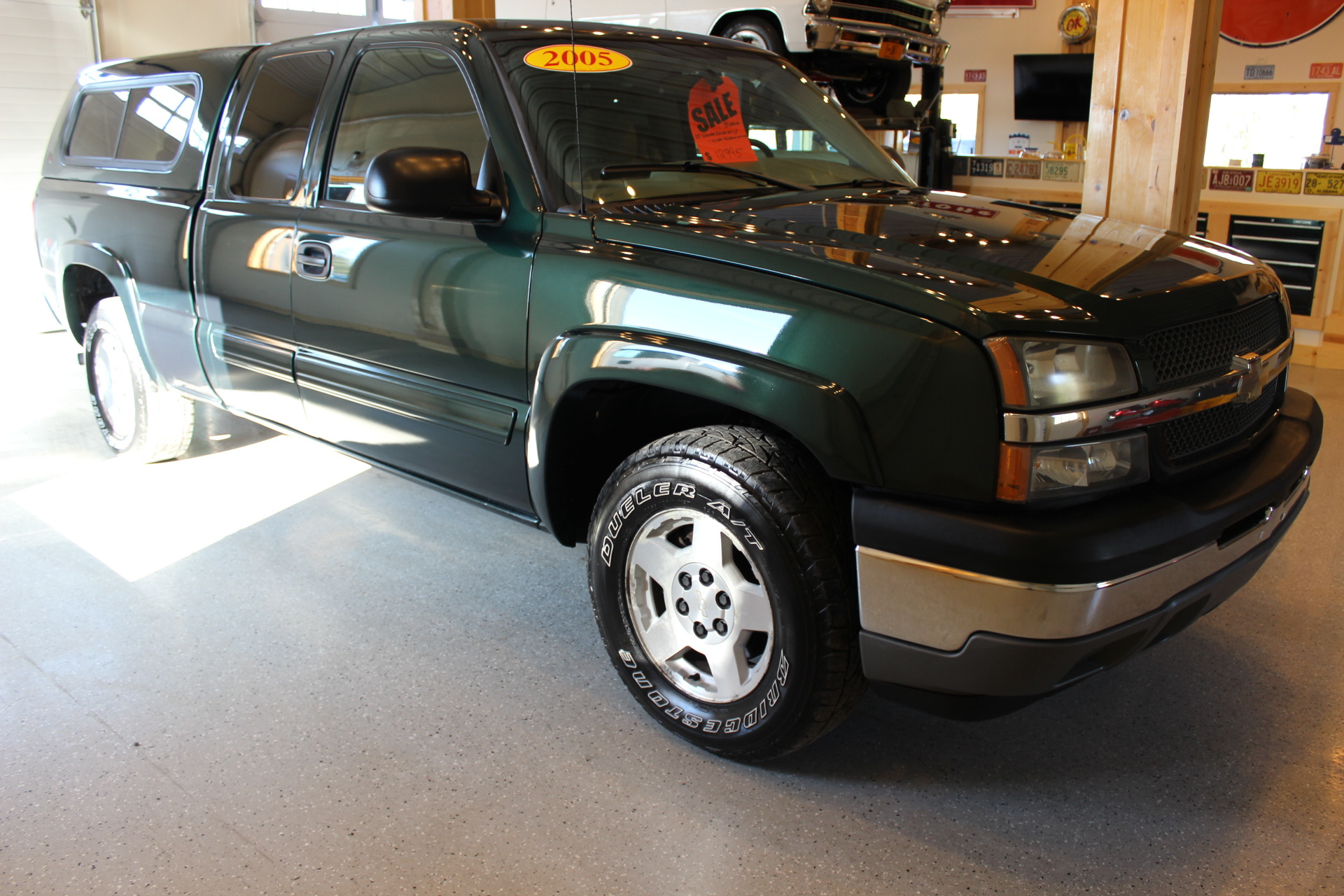 2005 chevrolet silverado 1500 ls biscayne auto sales pre owned dealership ontario ny. Black Bedroom Furniture Sets. Home Design Ideas