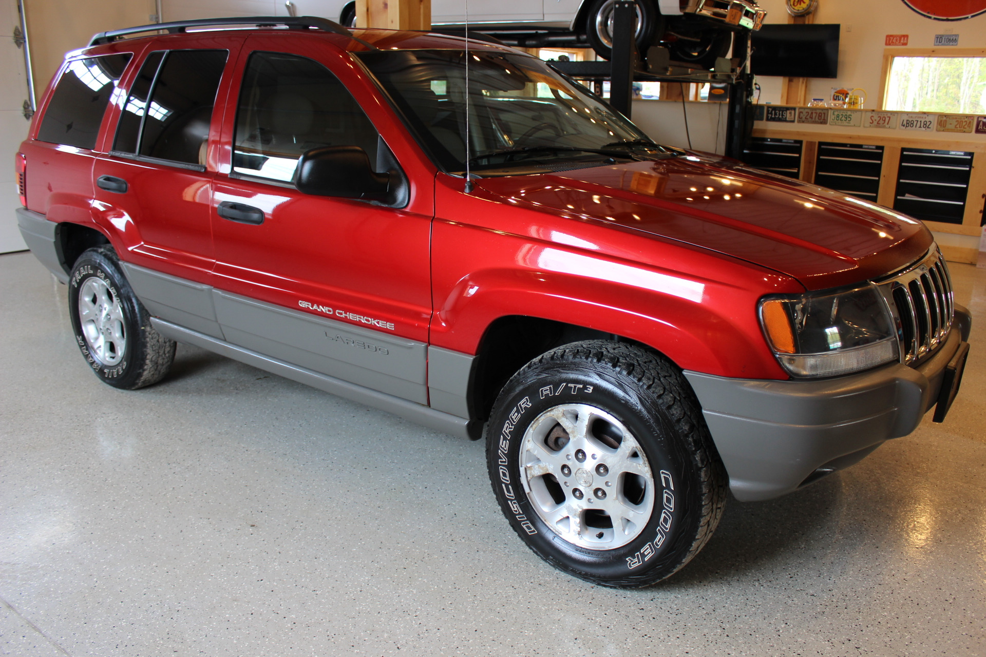 Great 2002 Jeep Grand Cherokee Laredo