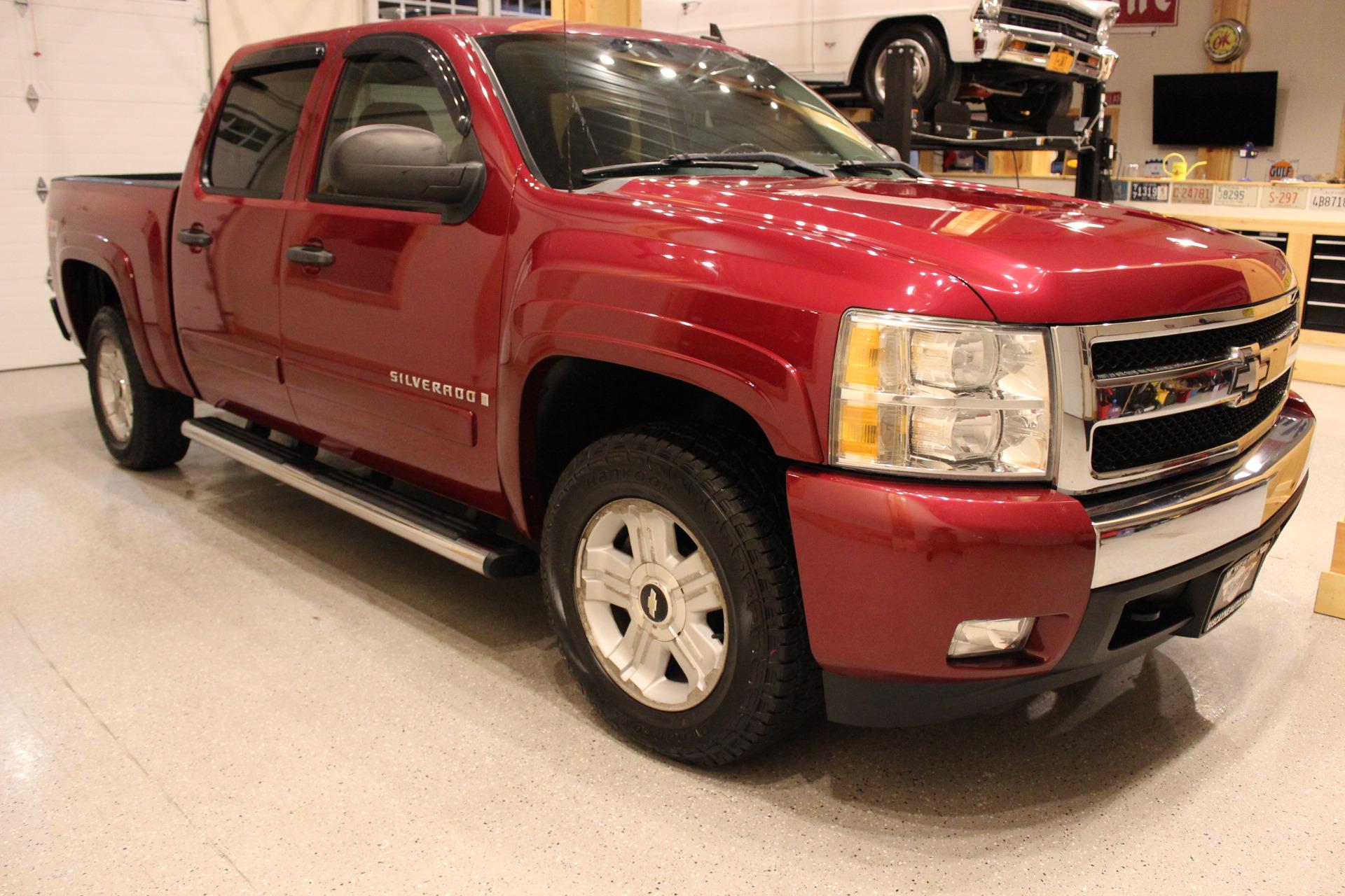 2007 Chevrolet Silverado 1500 Lt1 Biscayne Auto Sales Pre Owned Dealership Ontario Ny