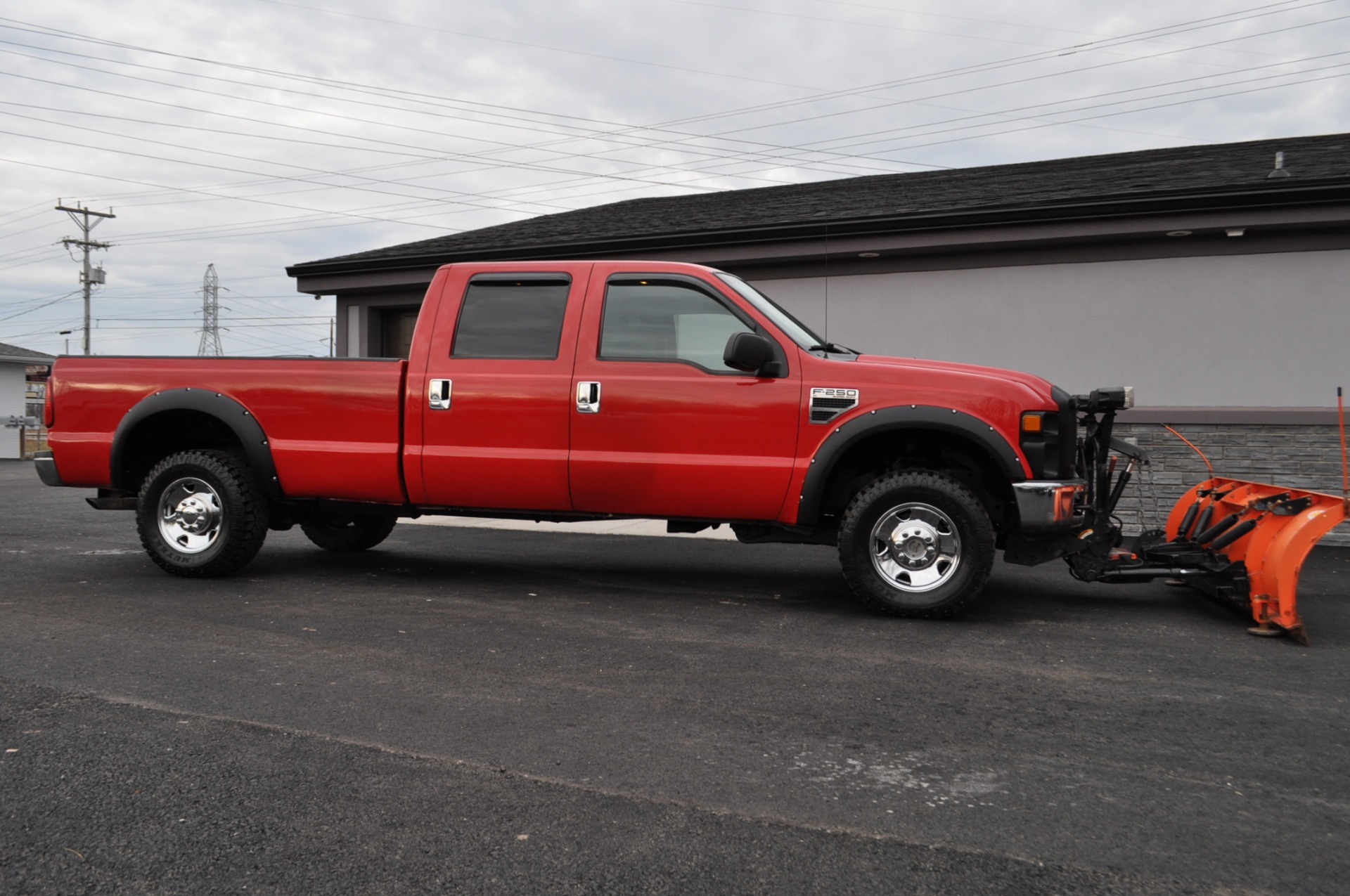 2009 Ford F-250 Super Duty XL
