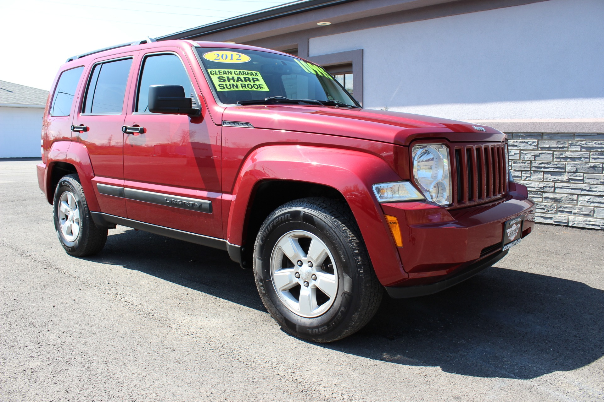 2012 jeep liberty sport biscayne auto sales pre owned. Black Bedroom Furniture Sets. Home Design Ideas