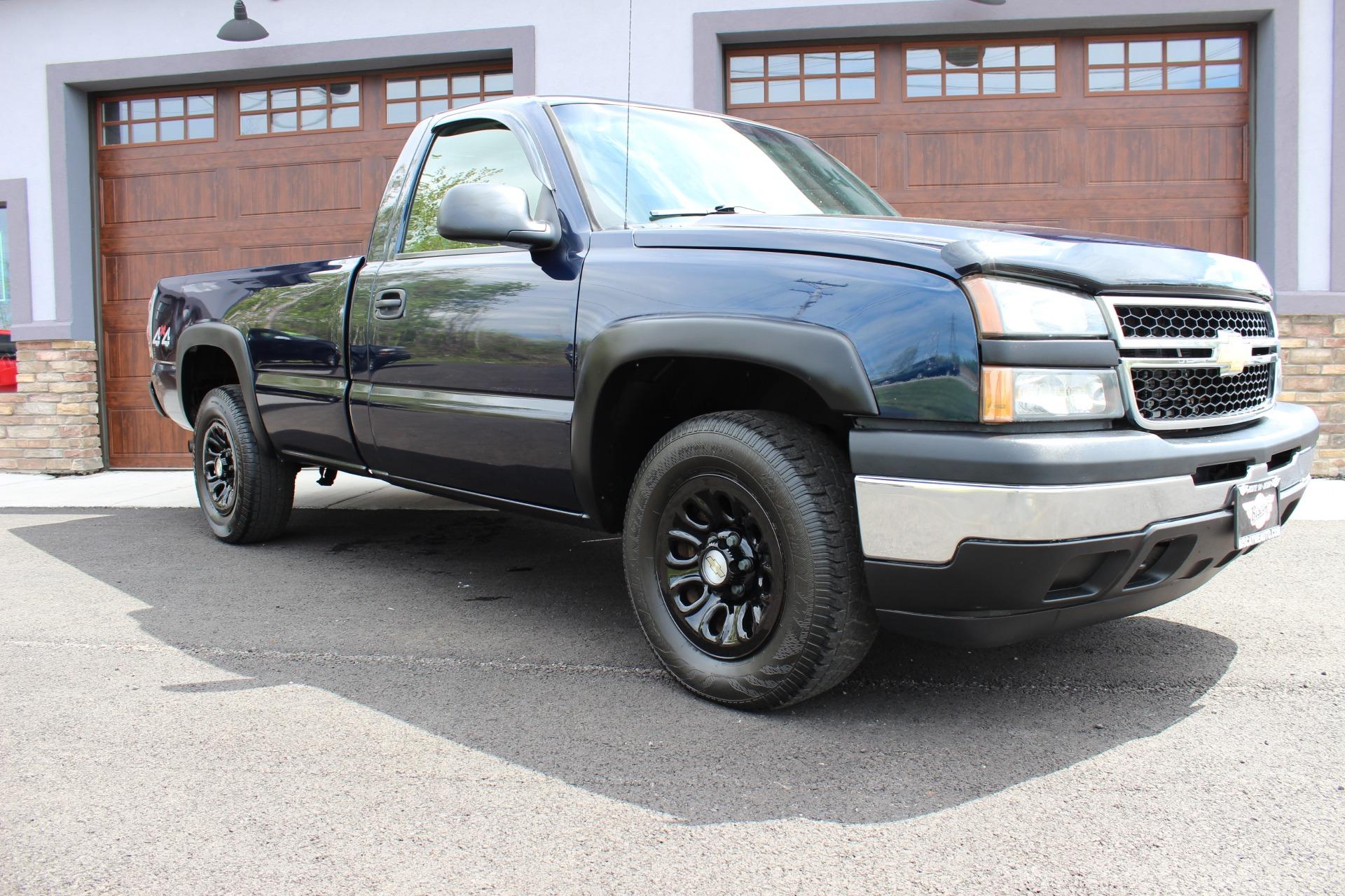 2007 Chevrolet Silverado 1500 Classic