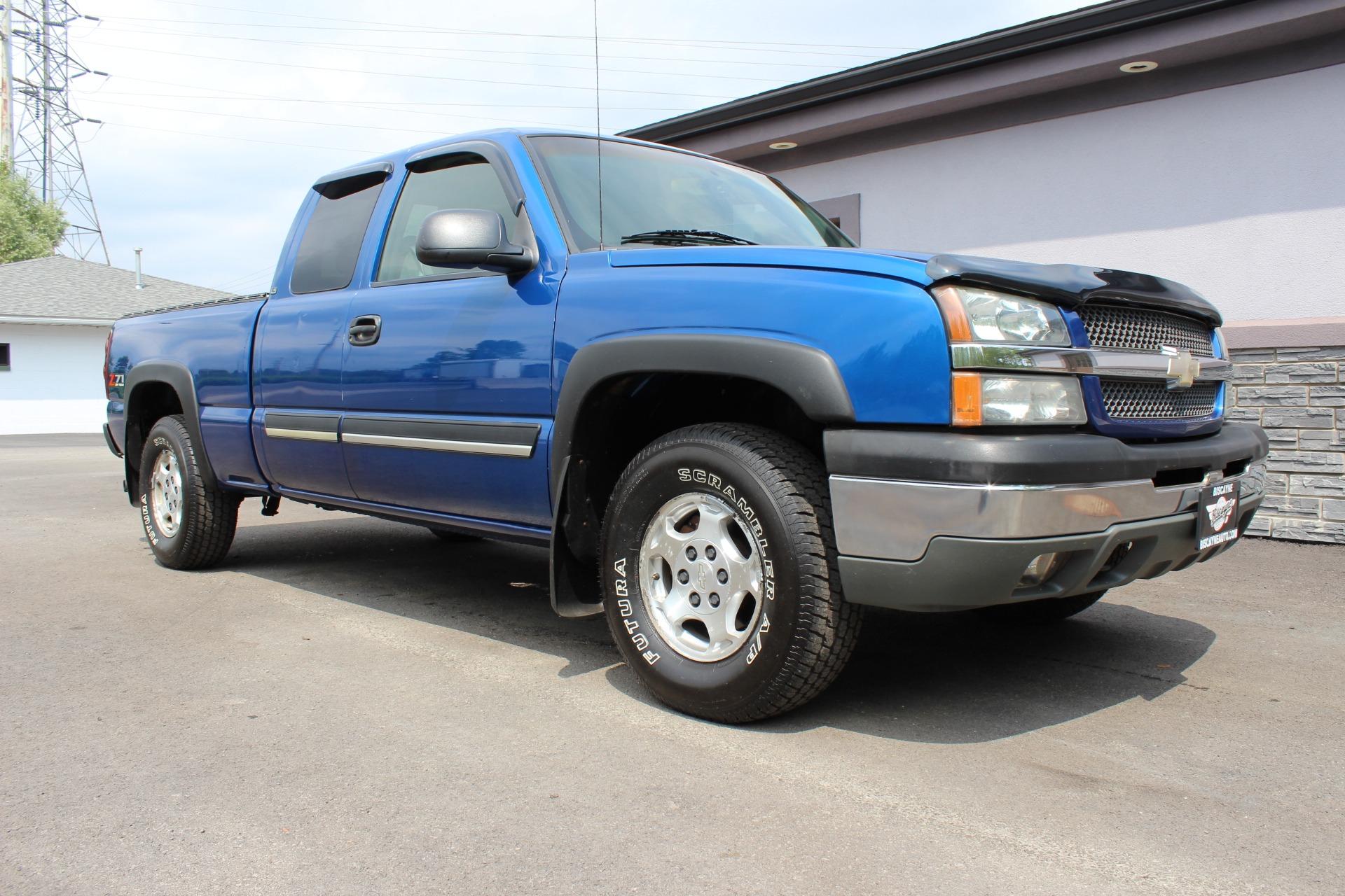 2003 Chevrolet Silverado 1500 Ls Biscayne Auto Sales Pre Owned Dealership Ontario Ny