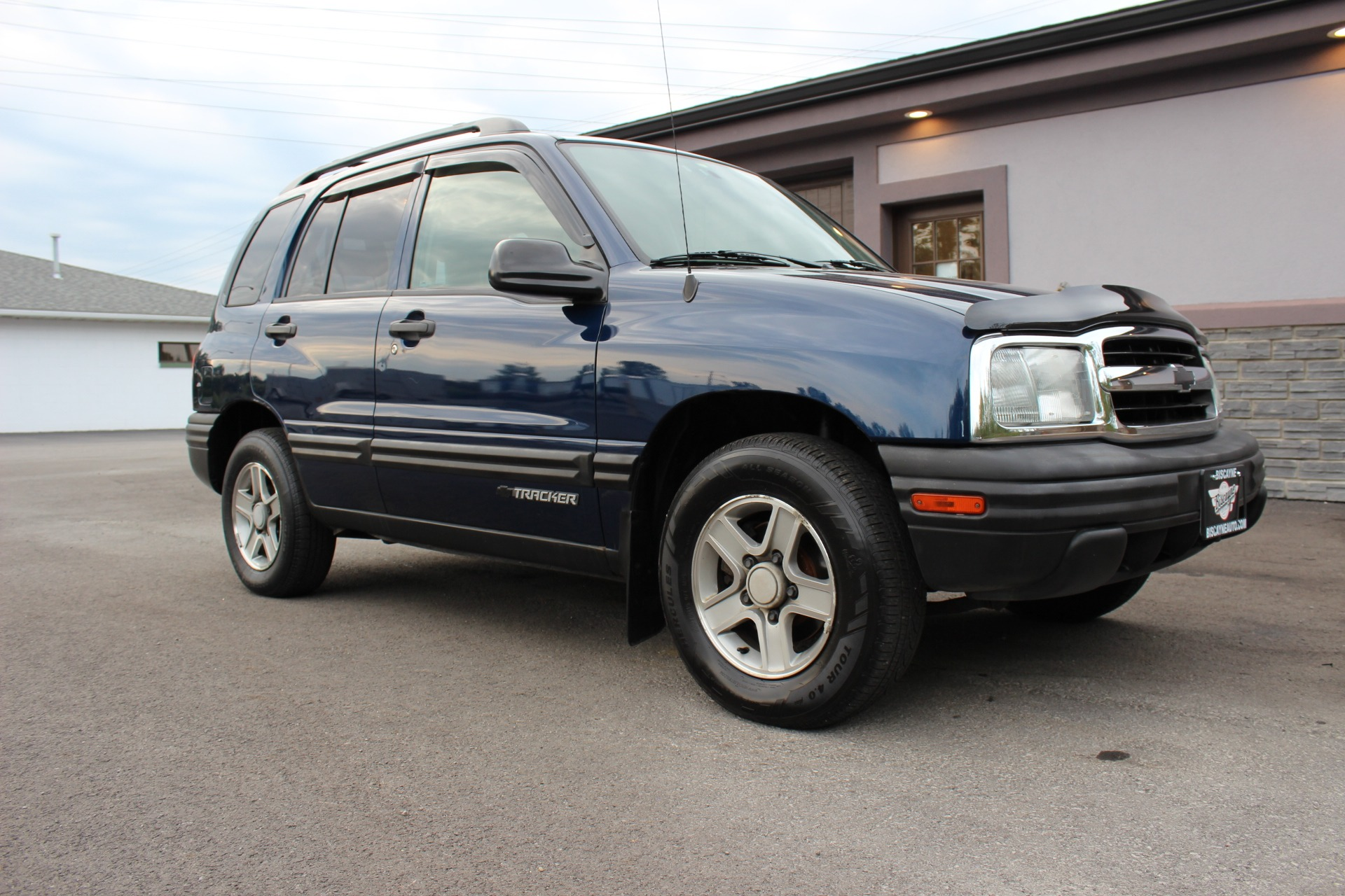 2003 Chevrolet Tracker Biscayne Auto Sales Pre Owned Dealership Ontario Ny