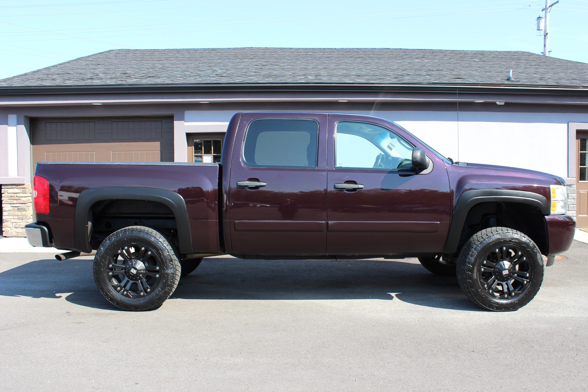 2008 Chevrolet Silverado 1500 LT Z71 *LIFTED*