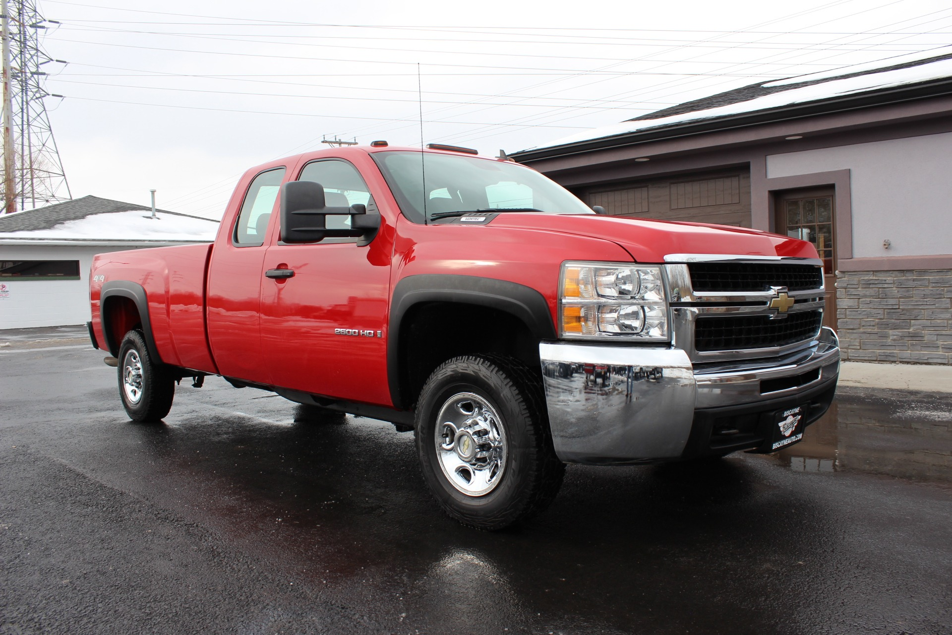 2009 Chevrolet Silverado 2500HD Work Truck