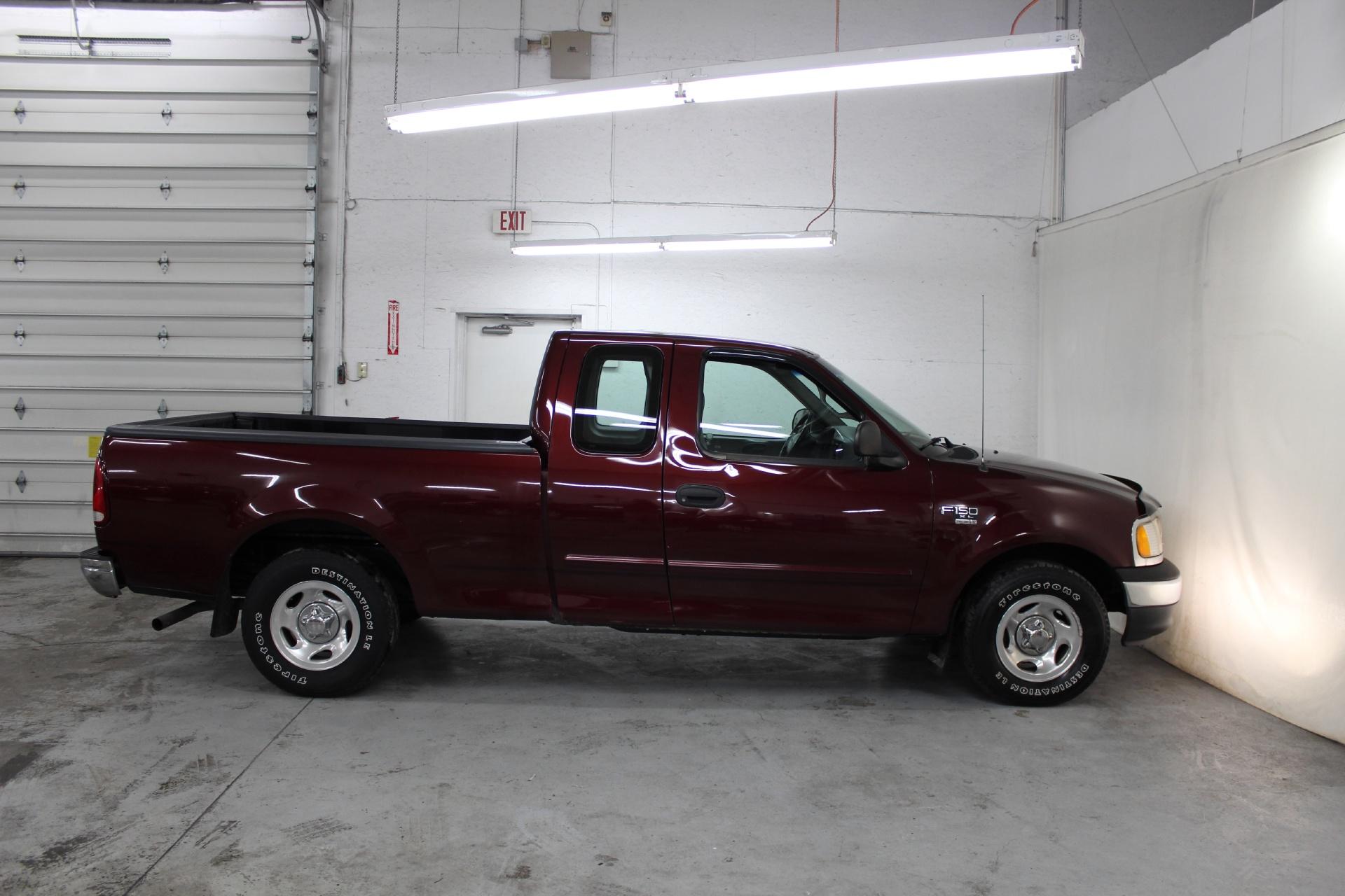 1999 ford f 150 xl