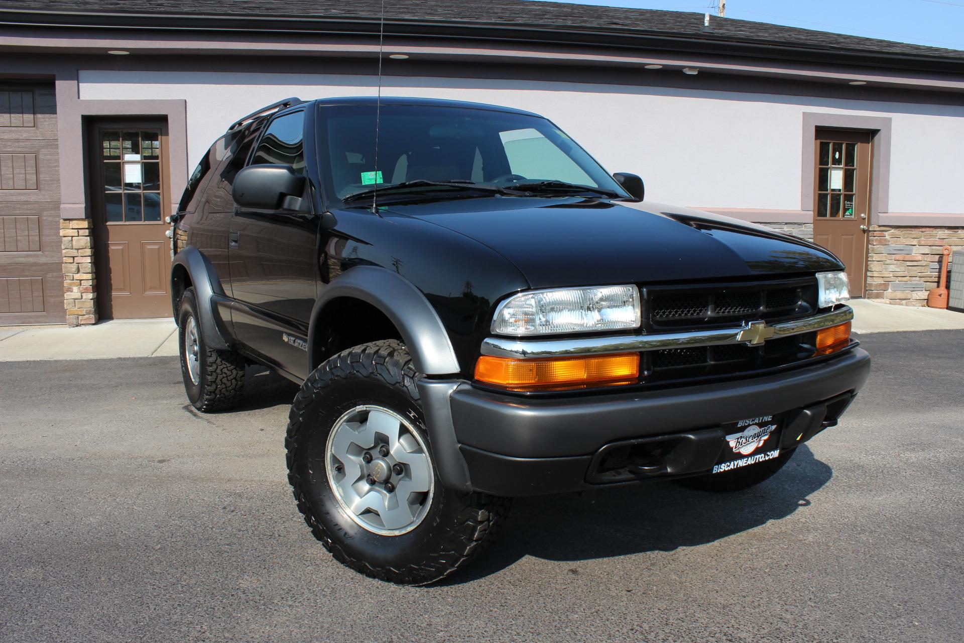 2002 chevrolet blazer ls zr2 biscayne auto sales pre owned dealership ontario ny 2002 chevrolet blazer ls zr2 biscayne